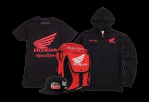 Honda Apparel and Gear
