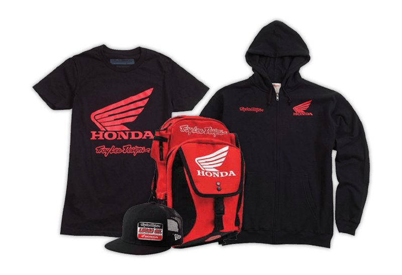 Honda Apparel and Gear