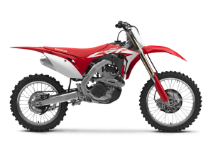 Honda competition bike product png