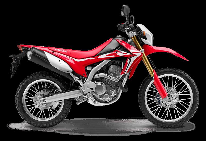 DUAL SPORT BIKES Honda image