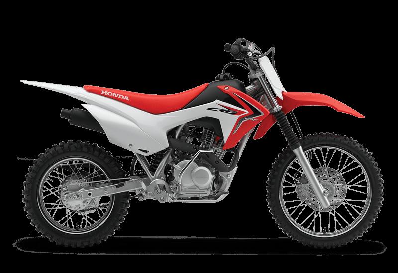 Honda trail motorbike png