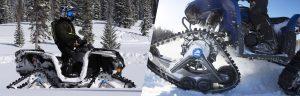 CAMSO ATV Track Kits