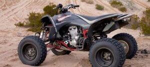 Black ATV